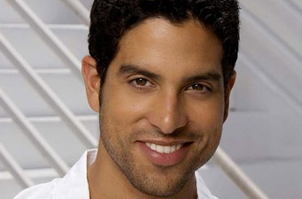 Adam Rodriguez gets 'Caught' with 50 Cents