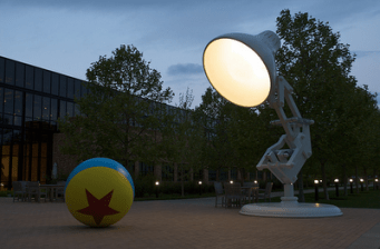 My Sneak Peak at Pixar Studios