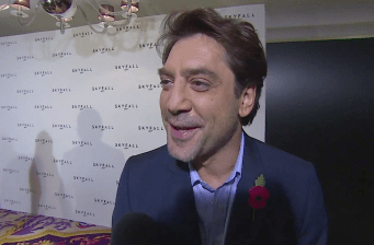 Javier Bardem gives first interview on 'Skyfall'