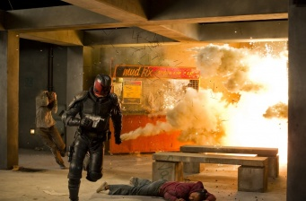 'Dredd 3D': 3 questions with Karl Urban