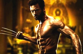 "First official image of Hugh Jackman as ""Wolverine""!"