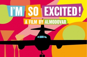 "Pedro Almodóvar's ""I'm So Excited"" is doing well in Spain"