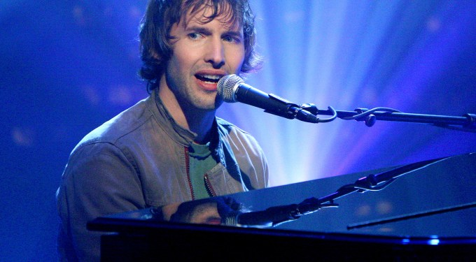 Can James Blunt's New Single Challenge 'You're Beautiful'?