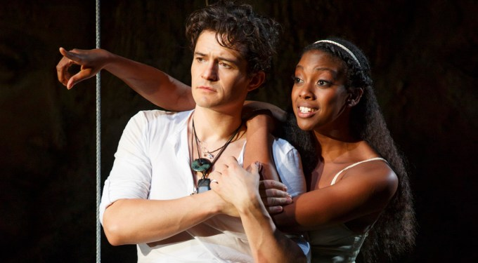 Orlando Bloom: Broadway's 'Romeo And Juliet' Trailer & Stills!
