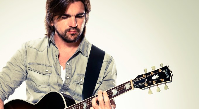 "Juanes To Rock Premiere of PBS' ""Austin City Limits"""