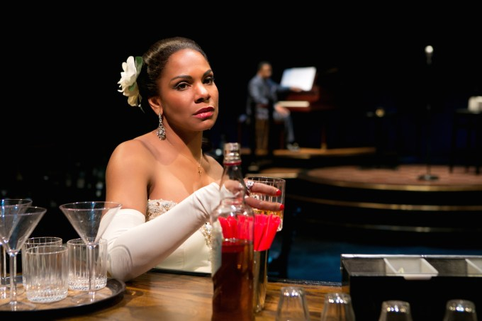 Audra McDonald is Billie Holiday