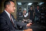 Steven Spielberg, Tom Hanks in 'Bridge of Spies'