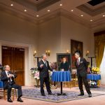 Milwaukee Rep's FIVE PRESIDENTS Humanizes The Habitants Of The Oval Offfice