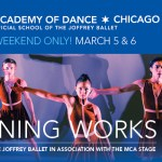 "FOUR ONE ACT WORLD PREMIERES FEATURED IN JOFFREY BALLET'S ""WINNING WORKS"""