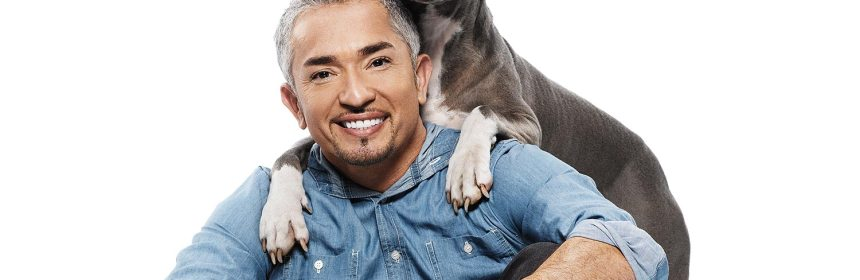 Cesar Millan.  (Photo credit: National Geographic Channels / Evelyn Hockstein)