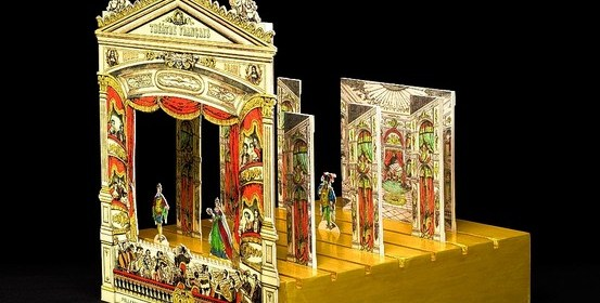 Earnest Toy Theatre