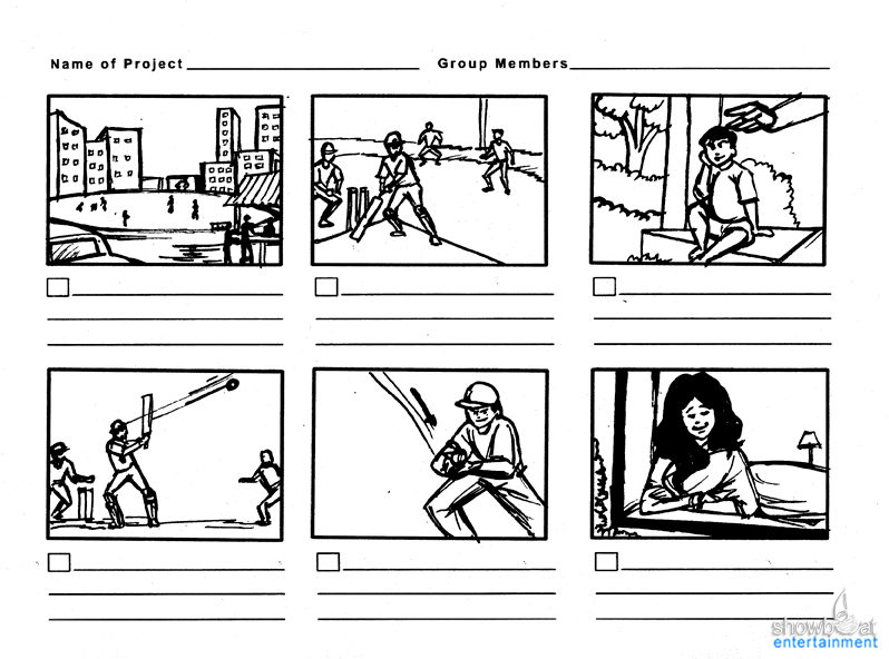 Make Storyboard Commercial
