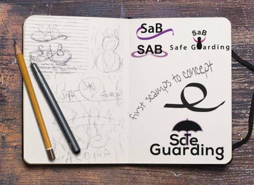 sab new logo designs sketchbook