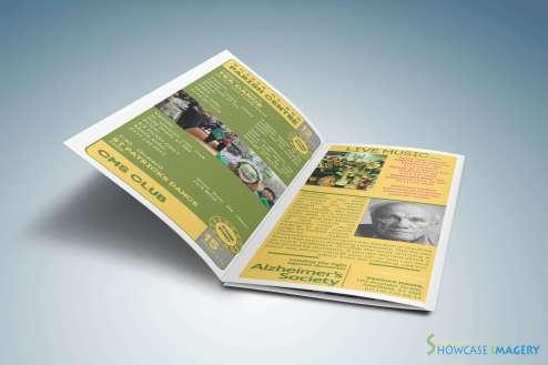 folded leaflet printing inner view sia st patricks day leaflet 2
