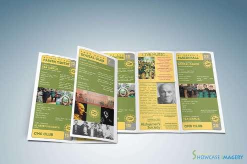folded leaflet printing inner view sia st patricks day leaflet 3