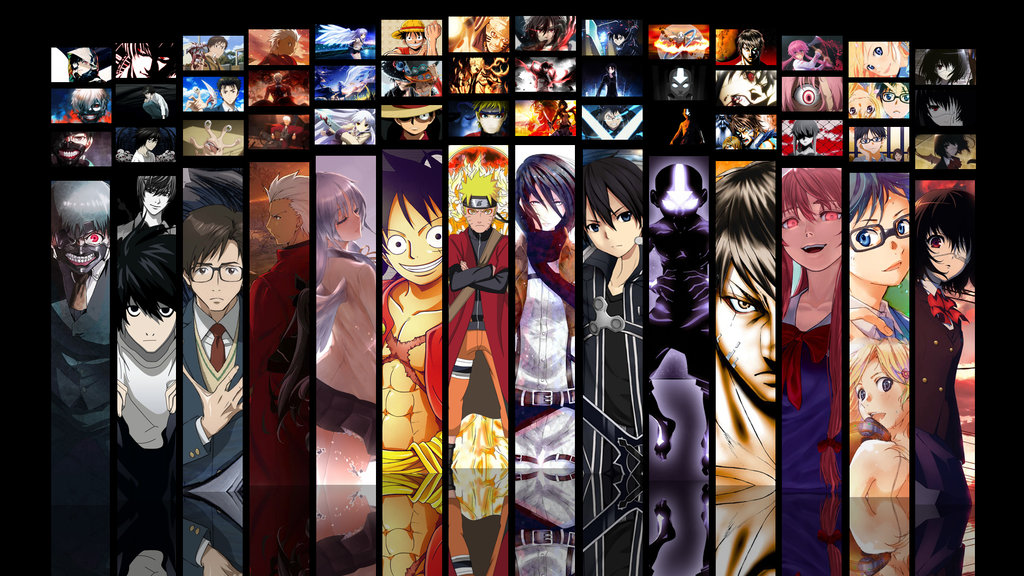 Inuyasha 3d Wallpapers The Misconceptions Of Anime Newbie Guide Shower Of