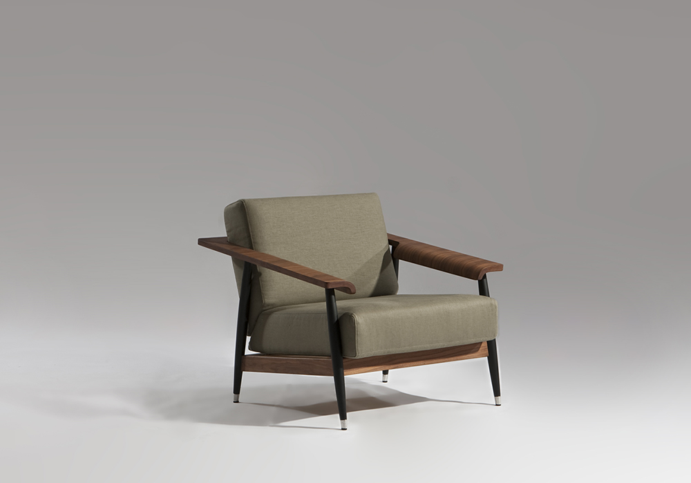 Sixties Interieur Retro Fauteuil - Inspiraties - Showhome.nl