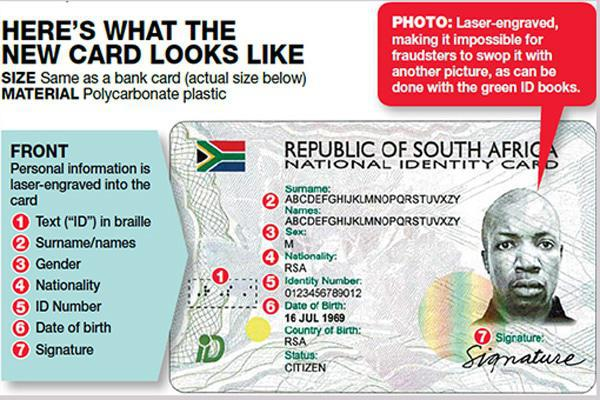 The Smart ID Card \u2013 All your questions answered Rustenburg