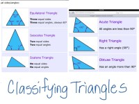 worksheet. Classifying Triangles By Sides And Angles ...