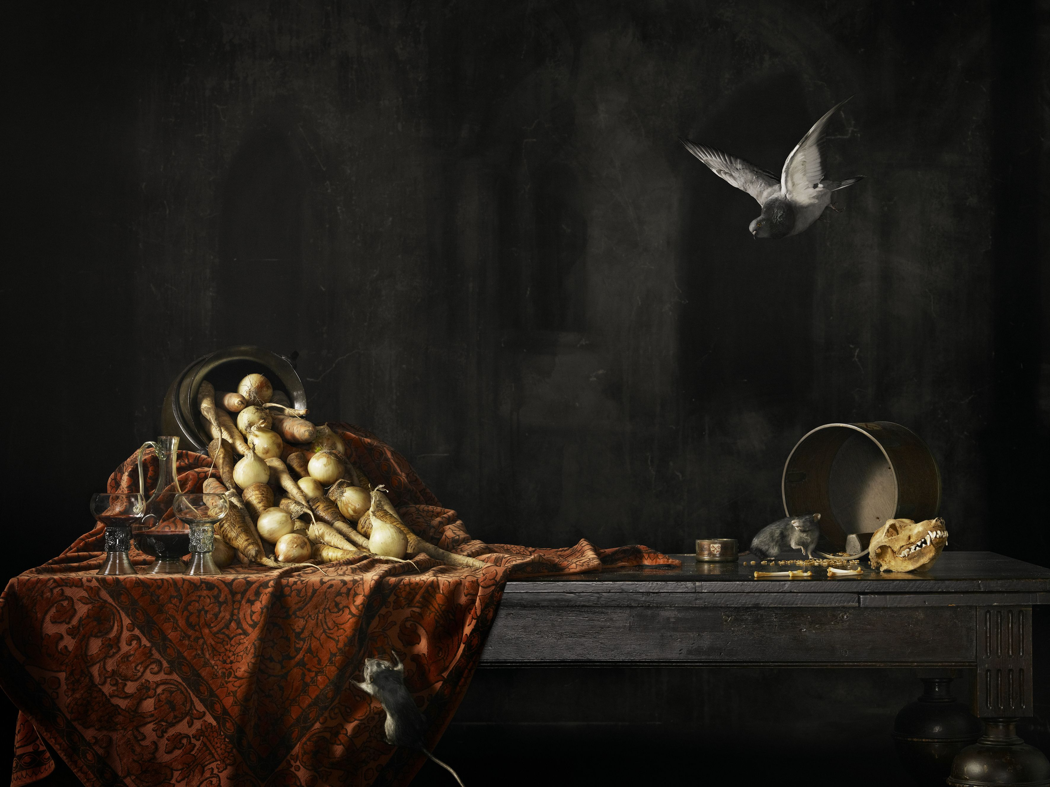 Club America Wallpapers 3d The Siege And Relief Of Leiden By Erwin Olaf Showme Design