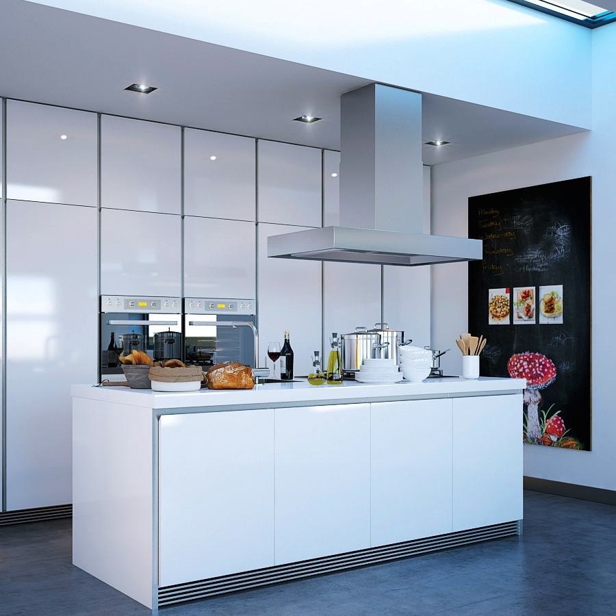 Images Of Modern Kitchens With Islands Kitchen Island Designs | Showme Design