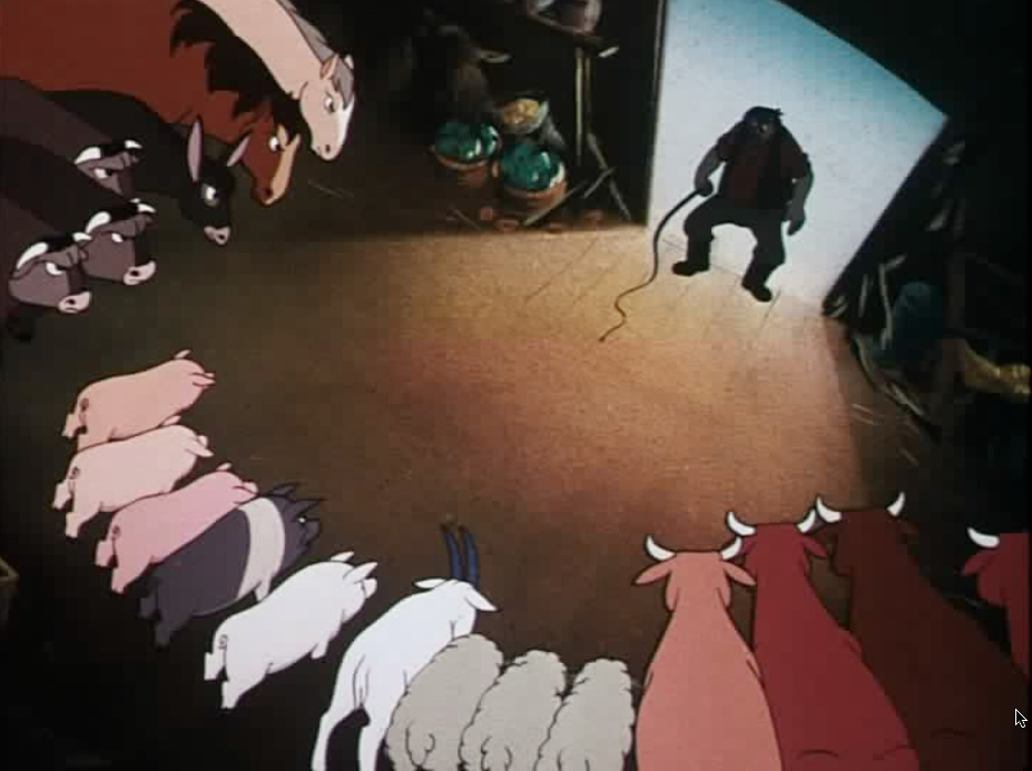 Animal Farm Remastered A Review Show Me The Animation