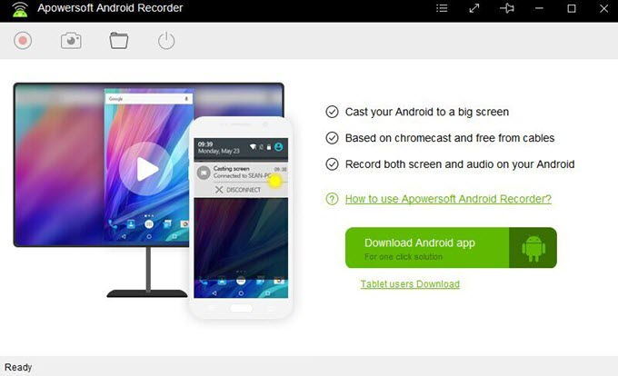 Easy ways to share Android screen on PC