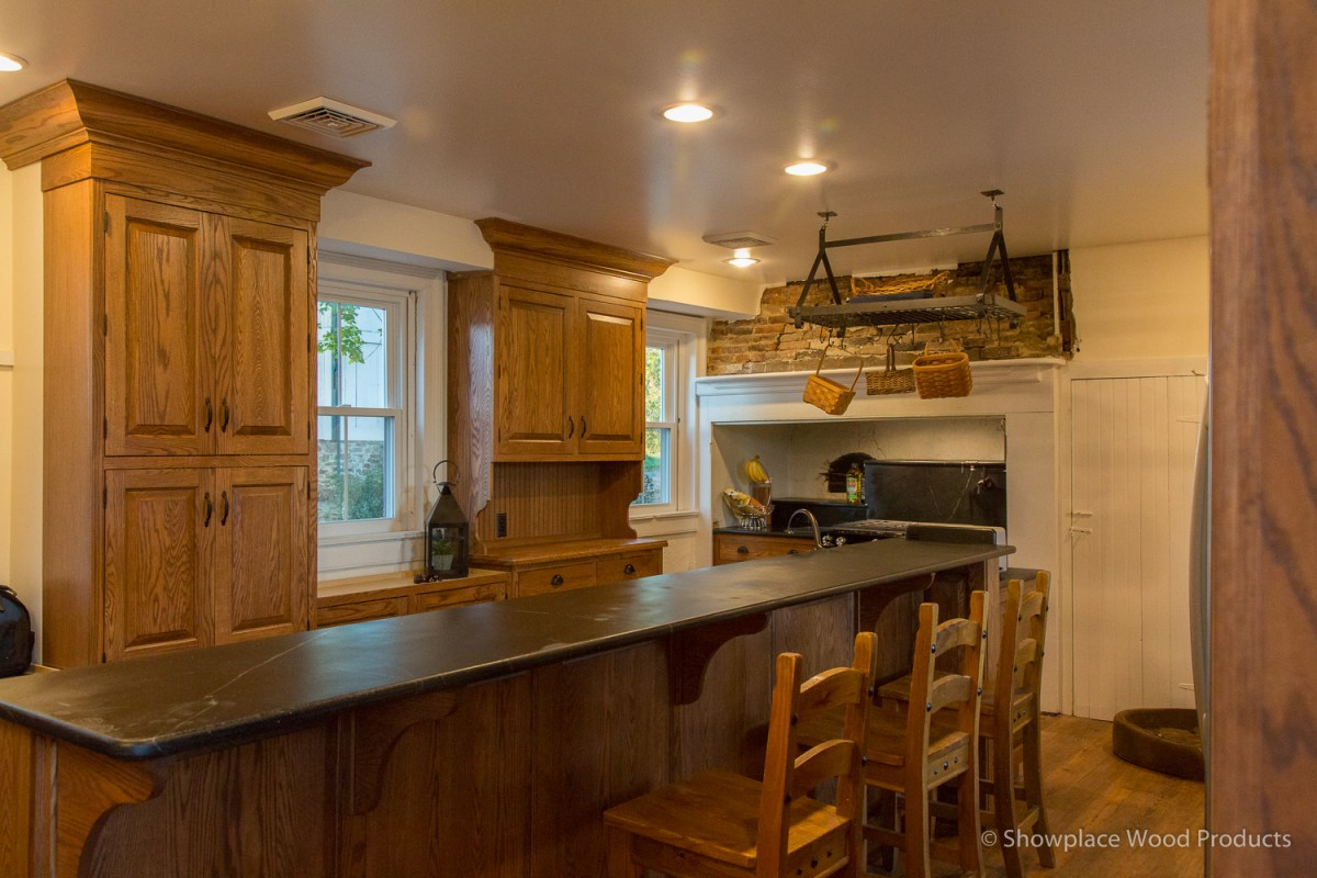 Kitchen Cabinet Refinishing Lancaster Pa Historic Home Renovation Creates Timeless Showplace