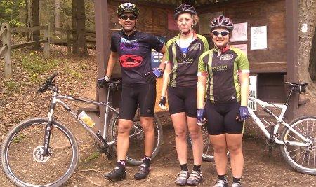Jersey Mountain Bike Trails