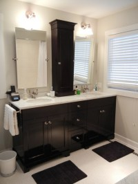 Best 12+ Small Bathroom Furniture Ideas - DIY Design & Decor
