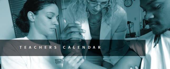 Academic Calendar - Rutgers - School of Health Professions