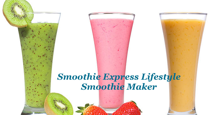 Smoothie Express Lifestyle Smoothie Maker