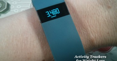 Activity Trackers for Weight Loss