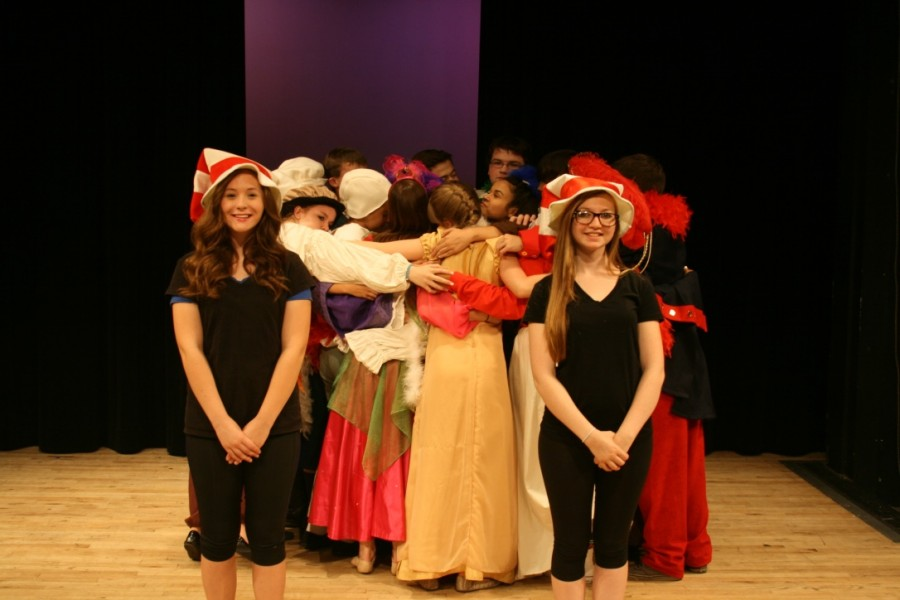 Thespians Receive Superior Rating At Acting Festival The