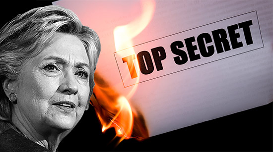 "Hillary Released ""Extremely Sensitive And Thus Highly Classified"" Material On National Television: ""Should Result In Her Immediate Arrest"""