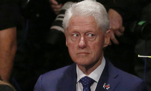 FBI, CIA, NYPD Officials Set To Drop The Hammer Clinton-sexscadal