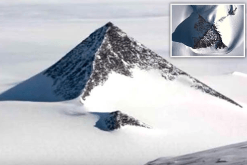 antarctic pyramid