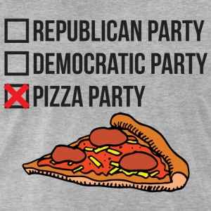 republican-party-vs-democratic-party-vs-pizza-part-t-shirts-men-s-premium-t-shirt