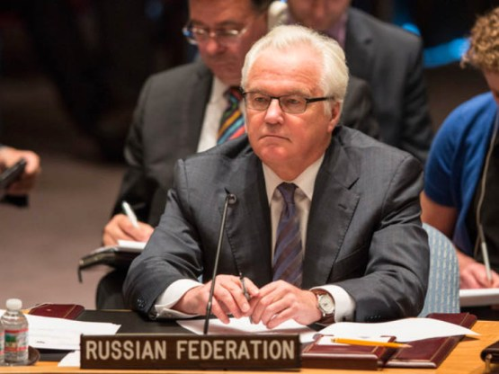 Russian UN Ambassador Dies In New York Unexpectedly