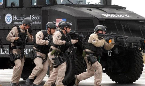 "Washington D.C. To Hold Massive ""Coordinated Terror Attack"" Drill This Wednesday"