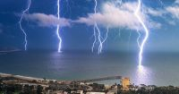 Do 40,000 Lightning Strikes Over Southern Cali Point To A ...