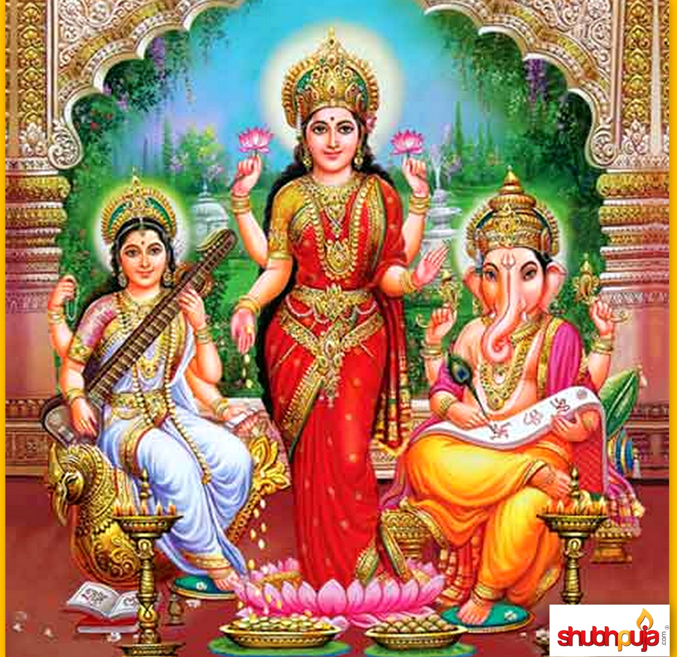 God Ganesh Hd Wallpaper To Achieve Success In Your New Venture Ganesh Lakshmi