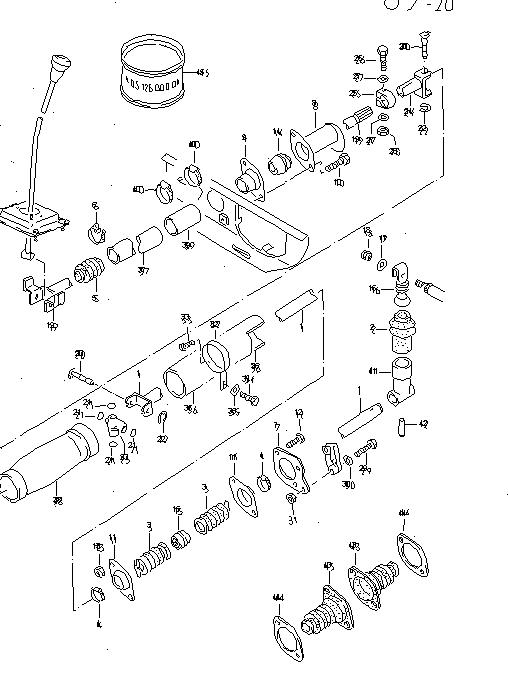 05 astra fuse box location