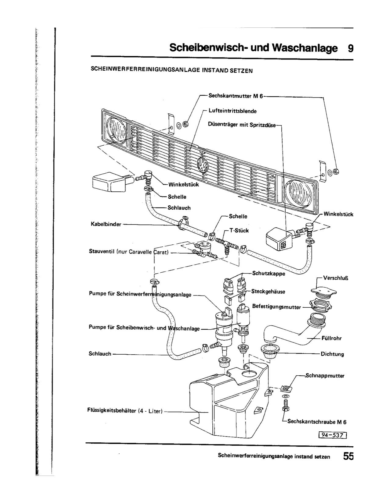 corrado headlight wiring diagram