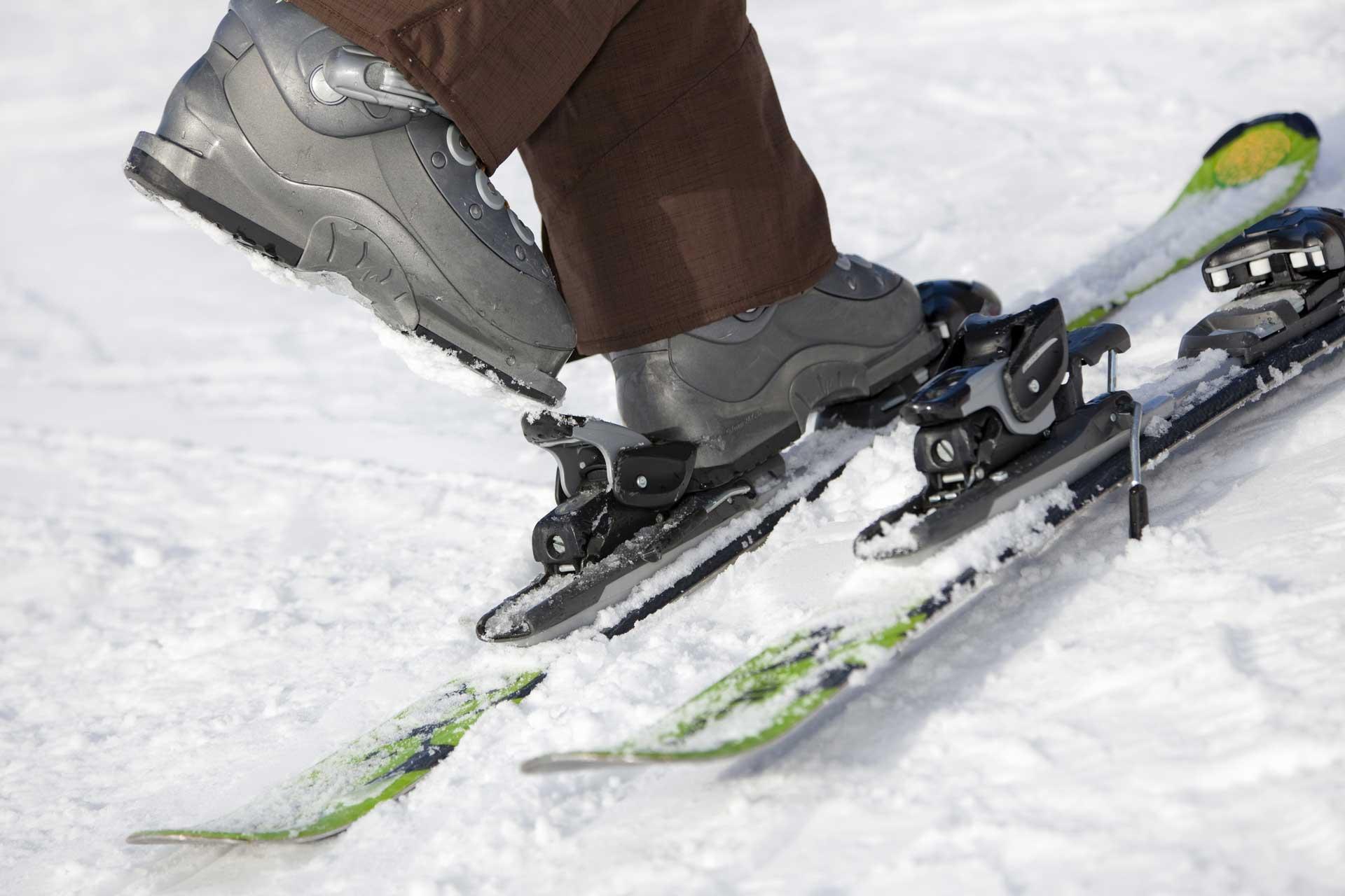 Improper Fitting Ski Boots Trouble Shuman Podiatry