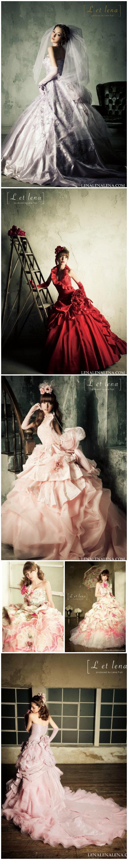 屬於我的-日系宮廷甜美風公主婚紗