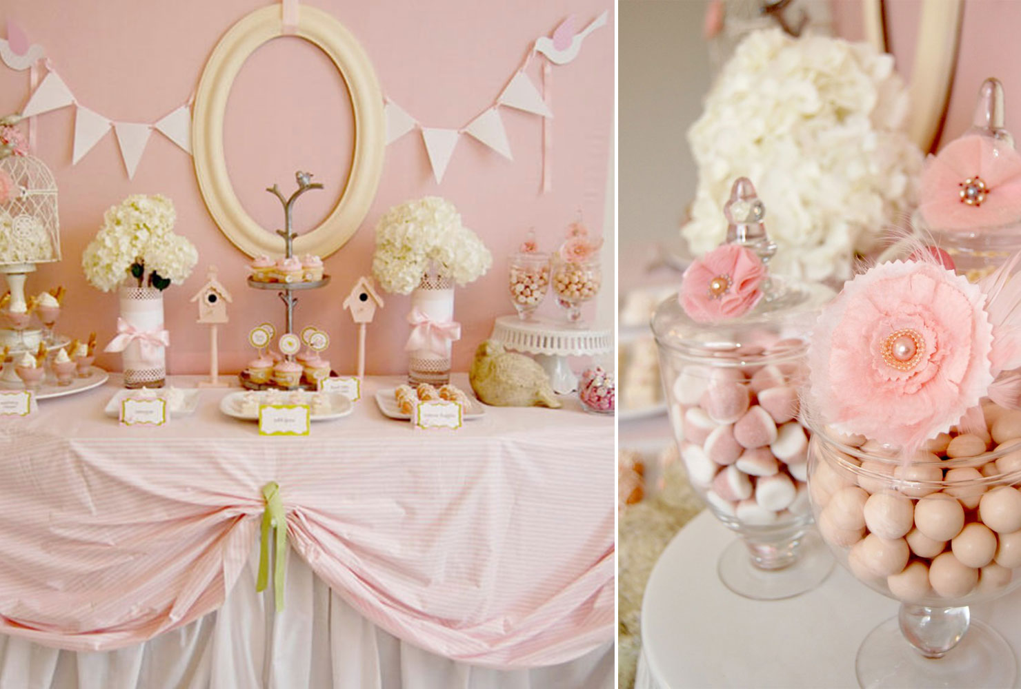 Decoration Ideas Baby Shower Girl 98 Sweet Baby Shower Themes For Girls For 2019 Shutterfly