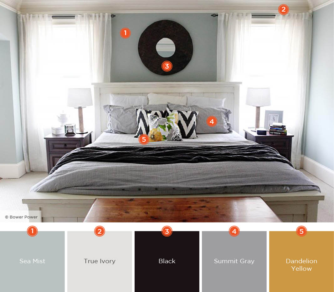 Color Schemes For Rooms 20 Dreamy Bedroom Color Schemes Shutterfly