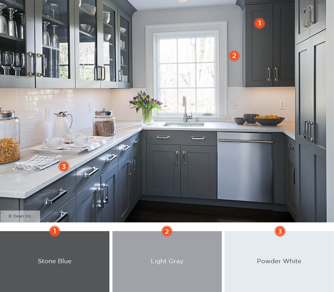 Best Grey Color For Kitchen Cabinets Color Scheme For Kitchen With Gray Cabinets Wow Blog