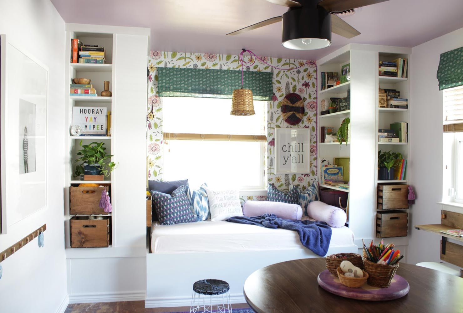 Window Seat Bookshelf 37 Bookshelf Ideas To Reinvent Any Room In Your Home Shutterfly